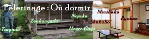 Les 88 temples, henro michi : où dormir pendant le pèlerinage de Shikoku