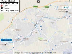 Chemin vers le temple suivant #6 Anrakuji Voir surGoogle maps