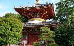 Hachi ju hachi ka sho junrei (八十八ヶ所巡礼) le pèlerinage de 88 temples à Shikoku Accès à la galerie du temple : Anrakuji (安楽寺)