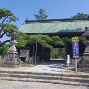 Galeries photos des temples du pèlerinage de Shikoku, préfecture de Kagawa