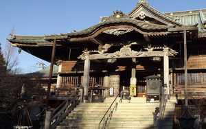 Hachi ju hachi ka sho junrei (八十八ヶ所巡礼) le pèlerinage de 88 temples à Shikoku Accès à la galerie du temple : Tatsueji (立江寺)