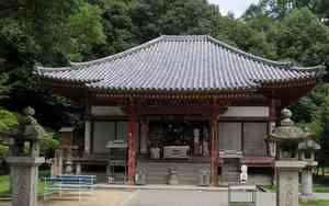 Hachi ju hachi ka sho junrei (八十八ヶ所巡礼) le pèlerinage de 88 temples à Shikoku Accès à la galerie du temple : kannonji (観音寺)