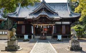 Hachi ju hachi ka sho junrei (八十八ヶ所巡礼) le pèlerinage de 88 temples à Shikoku Accès à la galerie du temple : tennoji (天皇寺)